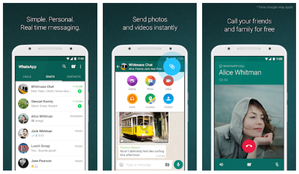 Download WhatsApp Messenger Android APK