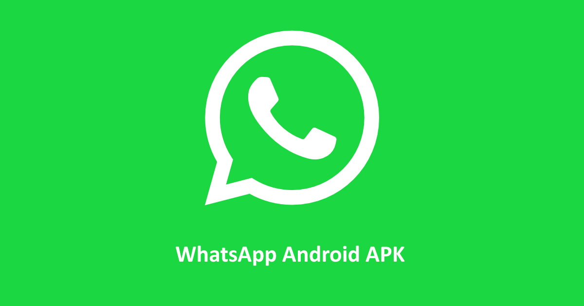Download WhatsApp Messenger APK Terbaru