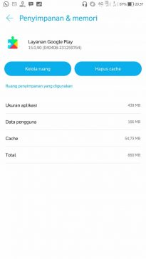 Google Play Services APK Terbaru