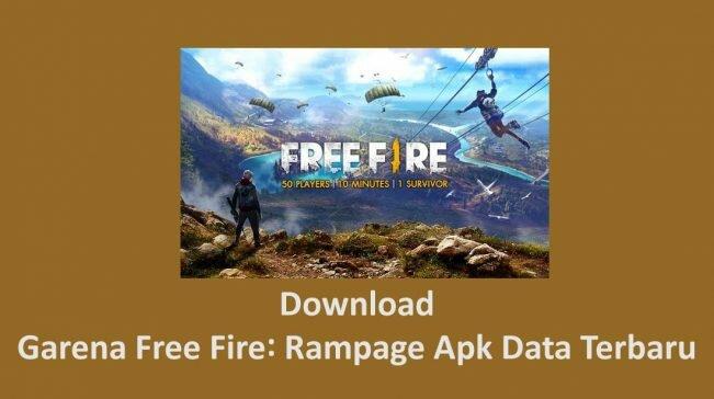 Garena Free Fire Apk Terbaru