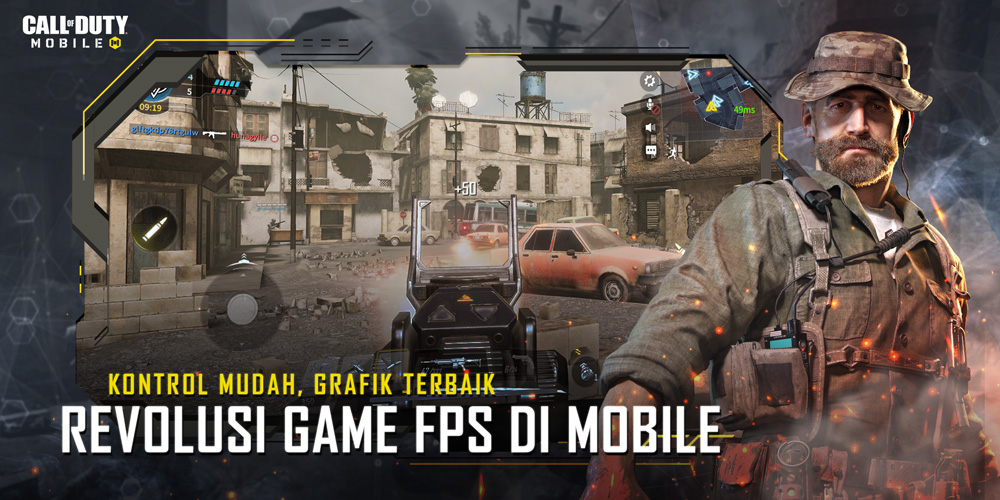 Cara Install Call of Duty Mobile