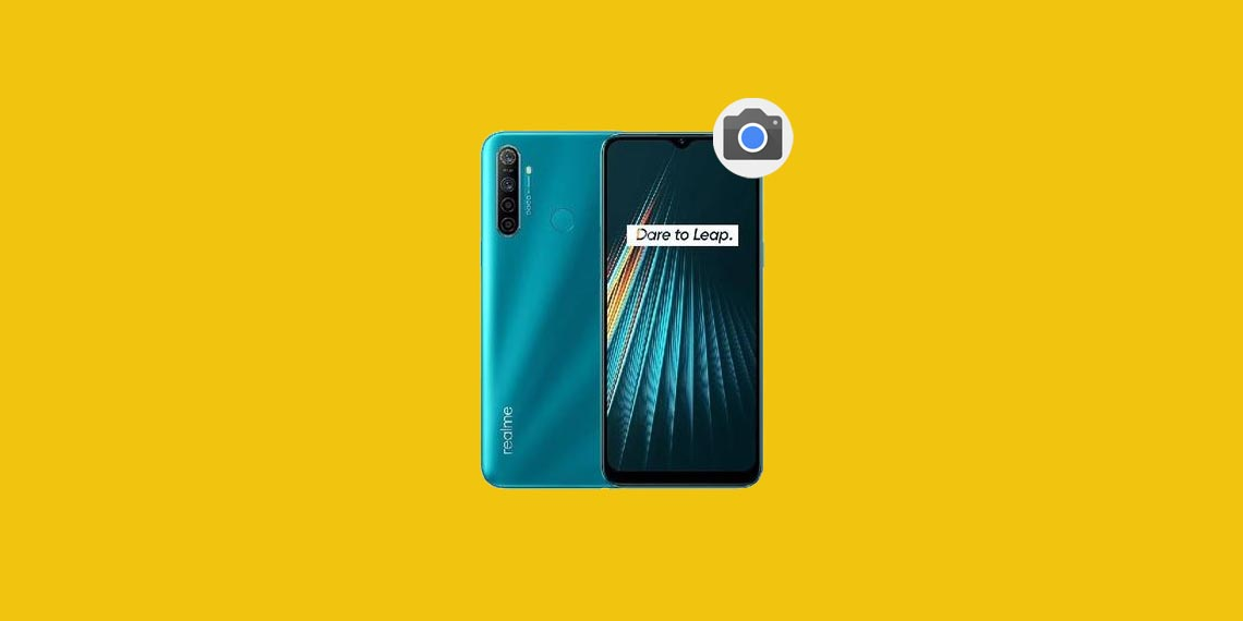 Download GCam Realme 5i Apk Terbaru